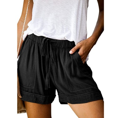 BTFBM Elastic Shorts
