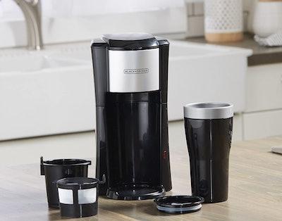 BLACK+DECKER Single Serve Coffeemaker