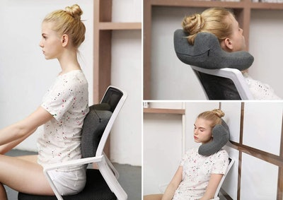 HAOBAIMEI Travel Pillow