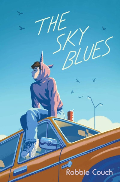 'The Sky Blues' by Robbie Couch