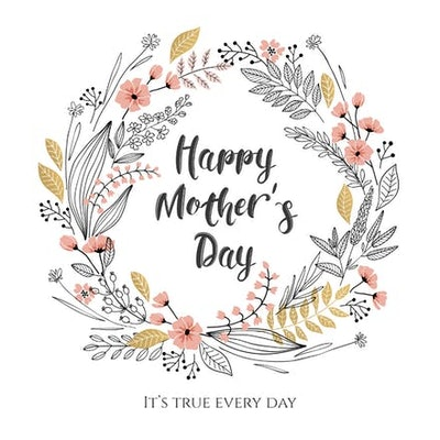 Happy Always Mother's Day Card