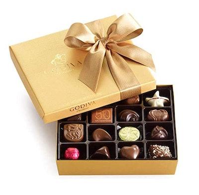 Godiva Chocolatier Classic Gold Ballotin Chocolate