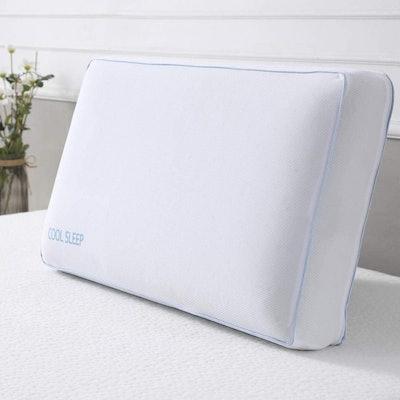 Classic Brands Ventilated Gel Memory Foam Pillow