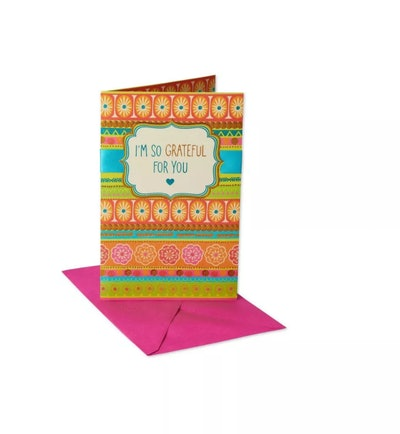 "American Greetings Mother's Day Card ""Grateful"""
