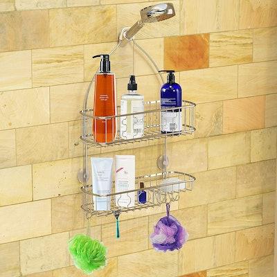 SimpleHouseware Hanging Shower Organizer