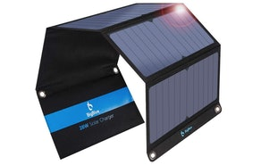 BigBlue Foldable Portable Solar Phone Charger