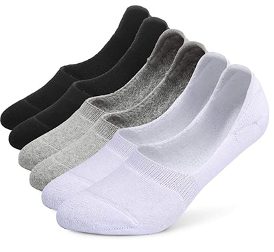 Leotruny No Show Socks (6-Pack)