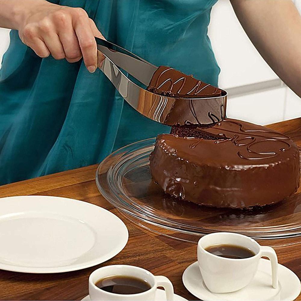 BIUZKO Stainless Steel Dessert Cutter