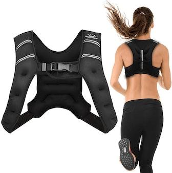 Aduro Sport Weighted Workout Vest