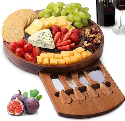 Cheese Board Charcuterie Set