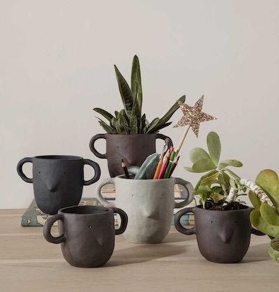 Ferm Living Mus Plant Pot