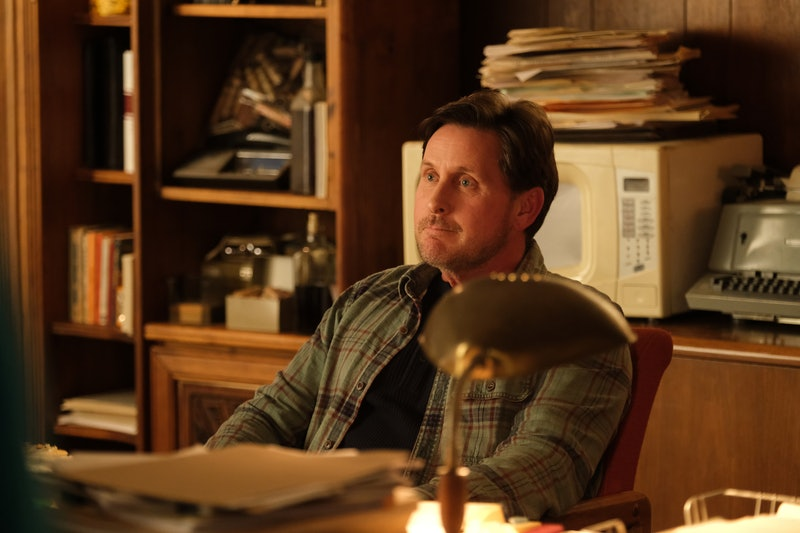 Emilio Estevez as Gordon Bombay in The Mighty Ducks: Game Changers via Disney MED