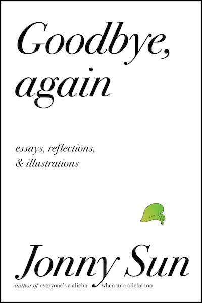'Goodbye, Again' by Jonny Sun