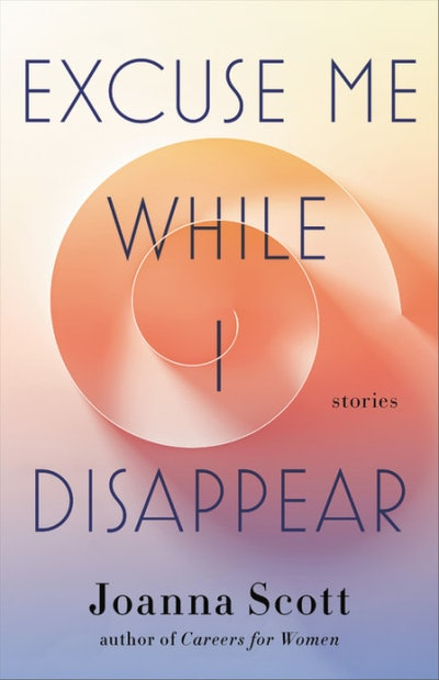 'Excuse Me While I Disappear' by Joanna Scott