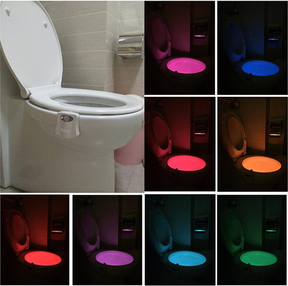 Allun Toilet Night Light (2-Pack)