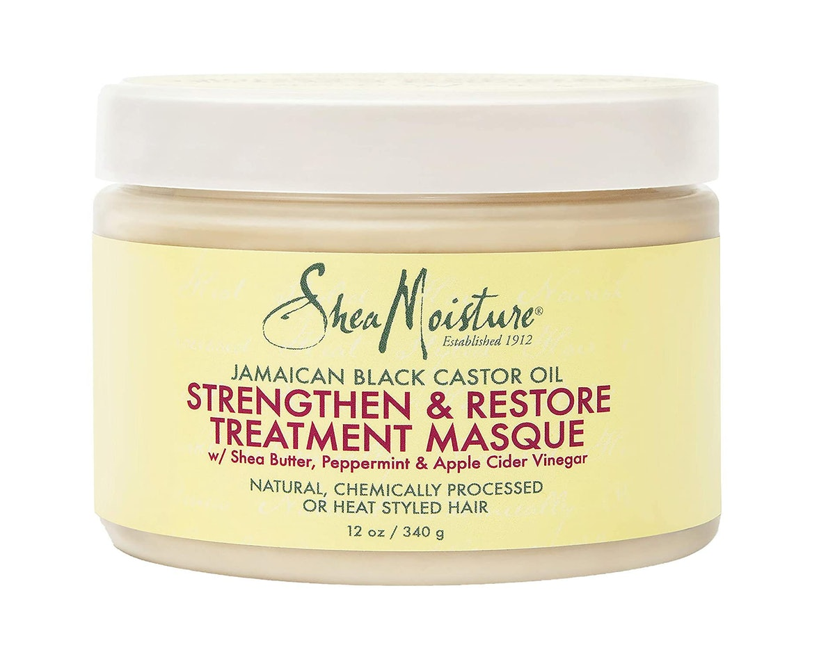 SheaMoisture Jamaican Black Castor Oil Treatment Masque