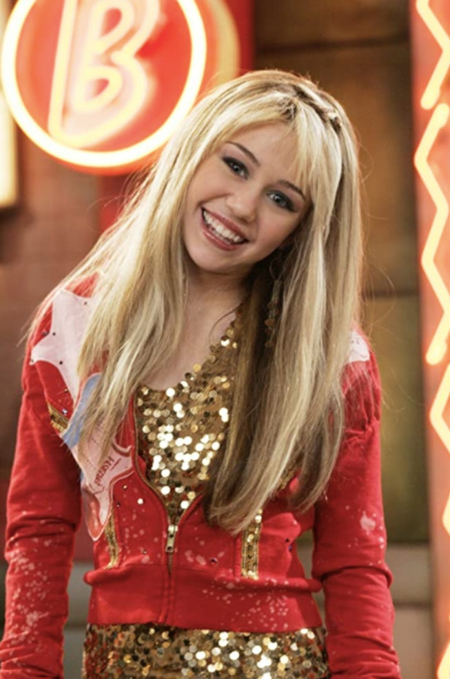 Miley Cyrus wrote a letter to her former alter ego, Hannah Montana, on Instagram.