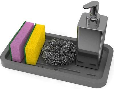 GOOD TO GOOD Silicone Sink Organizer Tray