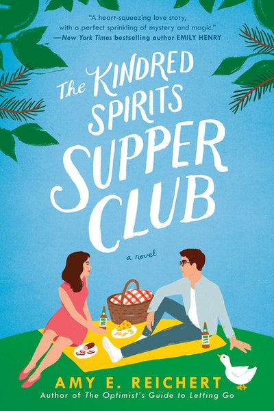'The Kindred Spirits Supper Club' by Amy E. Reichert