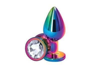 Rear Assets Jeweled Anal Plug