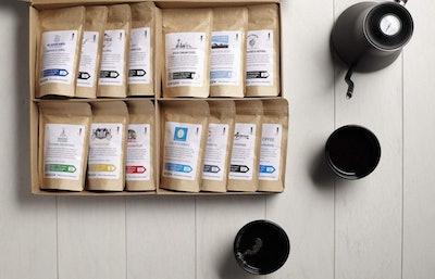 World Coffee Tour