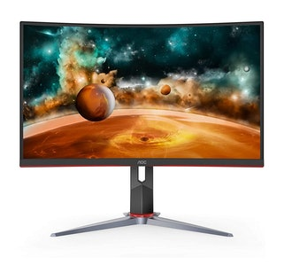 AOC Super Curved Gaming Monitor