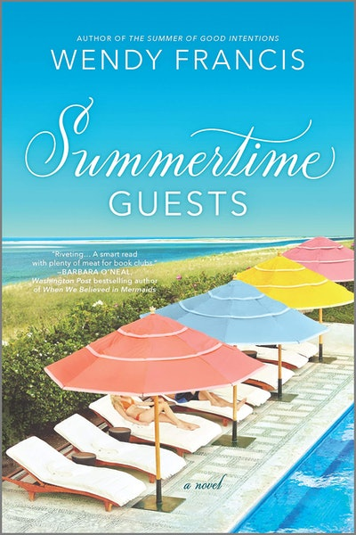 'Summertime Guests' by Wendy Francis