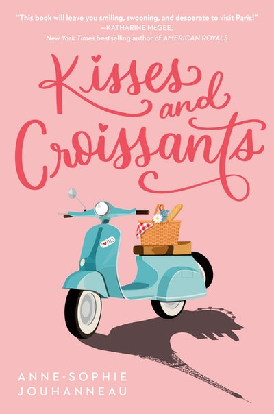 'Kisses and Croissants' by Anne-Sophie Jouhanneau