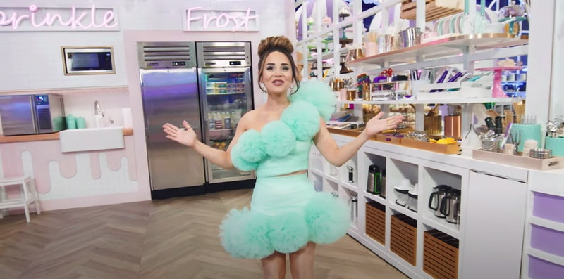 Rosanna Pansino hosts 'Baketopia' on HBO Max via YouTube Screenshot