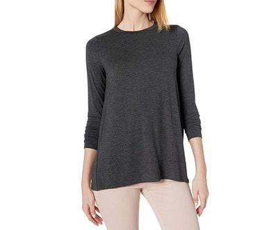 Daily Ritual Long Sleeve Tunic Top