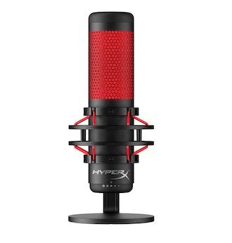 HyperX QuadCast USB Condenser Gaming Microphone