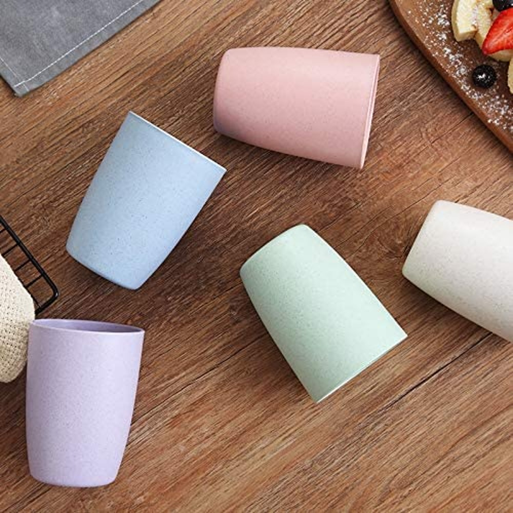 Choary Unbreakable Cups (5-Pieces)