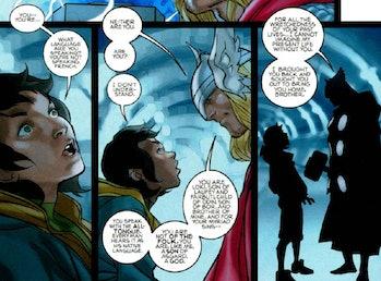 Kid Loki time travel marvel comics Disney+