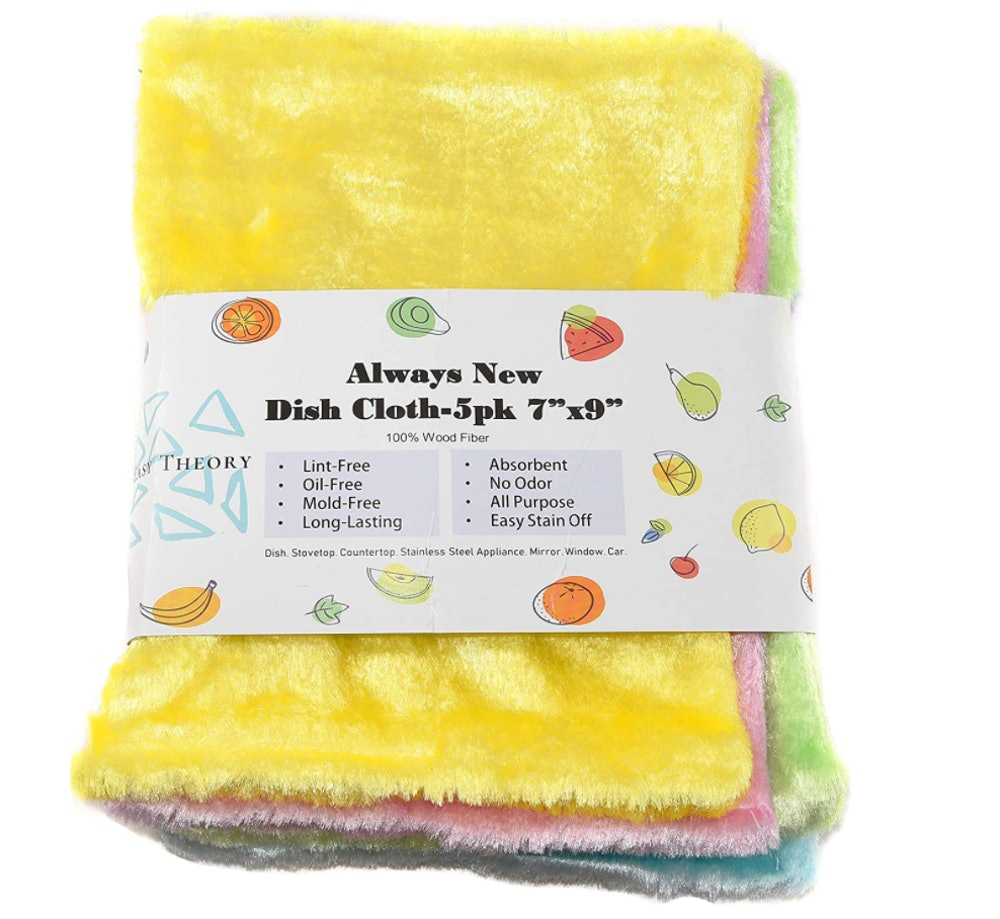 EasyTheory Dishcloths (5-Pack)