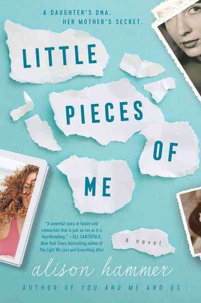 'Little Pieces of Me' by Alison Hammer