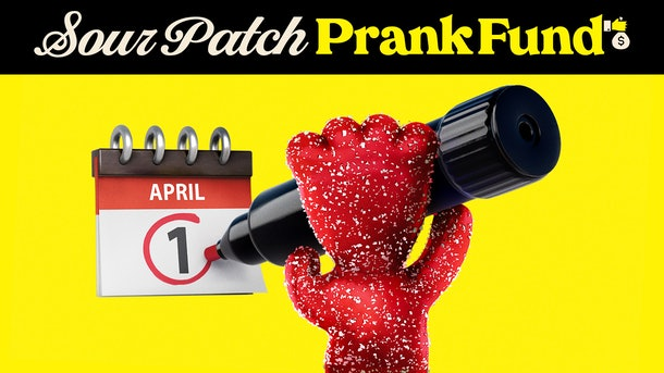 Sour Patch Kids' April Fools' Day 2021 TikTok prank contest is giving away $25,000.