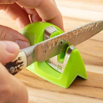 KitchenIQ 2-Stage Knife Sharpener