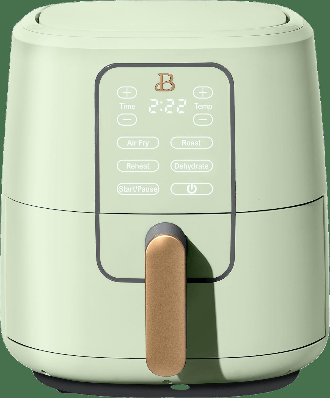 6 Quart Touchscreen Air Fryer, Sage Green by Drew Barrymore