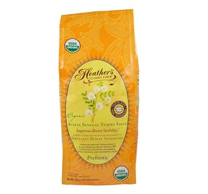 Heather's Tummy Fiber Organic Acacia Senegal, 16 oz