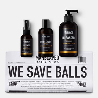 MANSCAPED Men's Hygiene Bundle