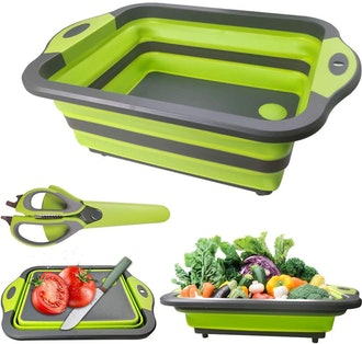 HI NINGER Collapsible Cutting Board