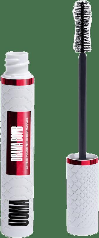 Uoma Cosmetics Drama Bomb Extreme Volume Nourishing Mascara