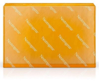 Neutrogena Transparent Bar Soap