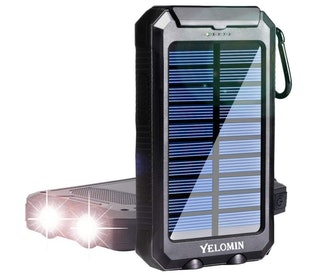 YELOMIN Solar Charger Power Bank