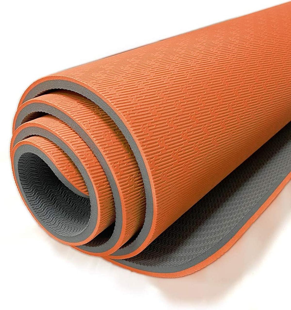 Hatha Yoga Extra-Thick TPE Yoga Mat