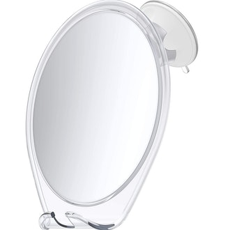 HoneyBull Fogless Shower Mirror