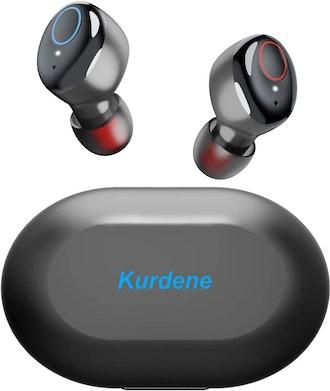 Kurdene Bluetooth Earbuds with Charging Case