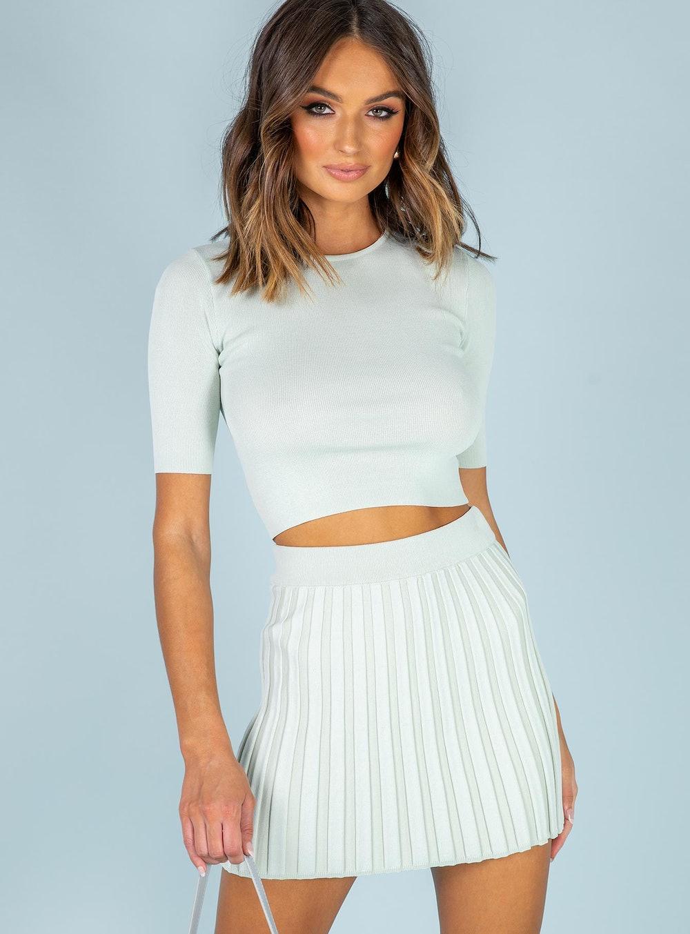 Charlene Mini Skirt