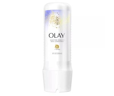 Olay Nighttime Rinse-off Body Conditioner with Retinol
