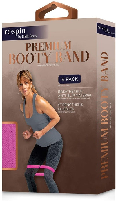 Premium Exercise Booty Band Two-Pack